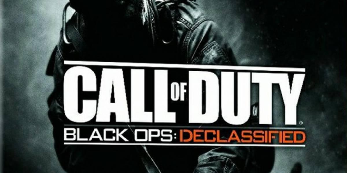 Call of Duty Black Ops: Declassified ya tiene fecha de salida