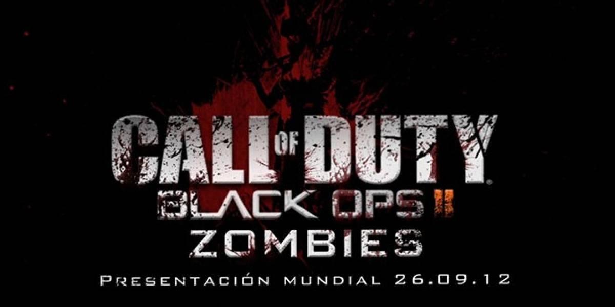 Conoce a los zombies de Call of Duty: Black Ops II en este teaser