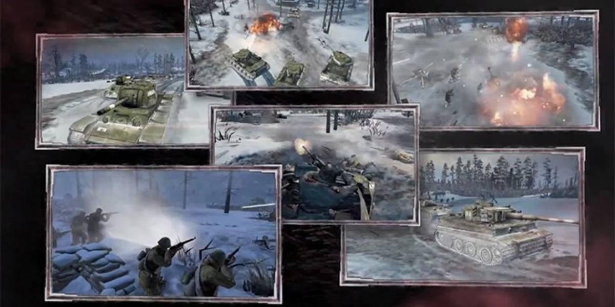 Mira el multijugador de Company of Heroes 2 en este nuevo video