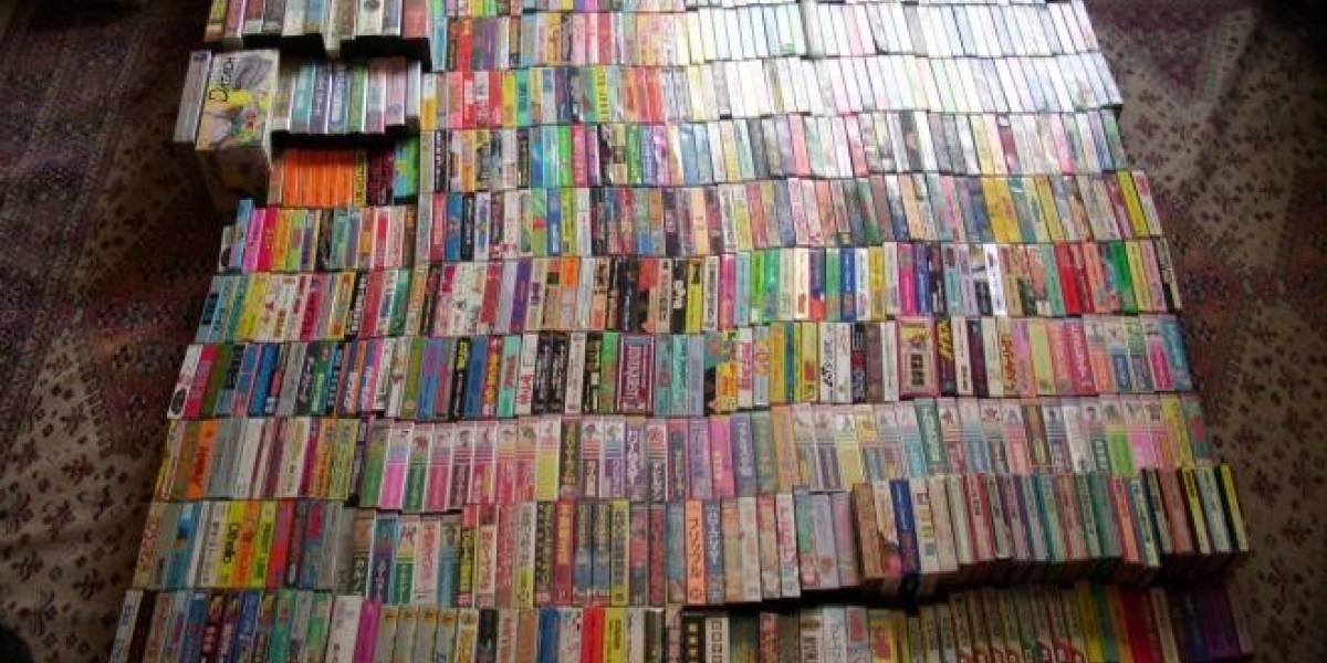 Gigantesca colección de videojuegos fue vendida en más de un millón de dólares