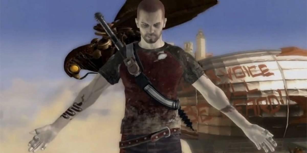 Evil Cole MacGrath  se suma al repertorio de PlayStation All-Stars Battle Royale