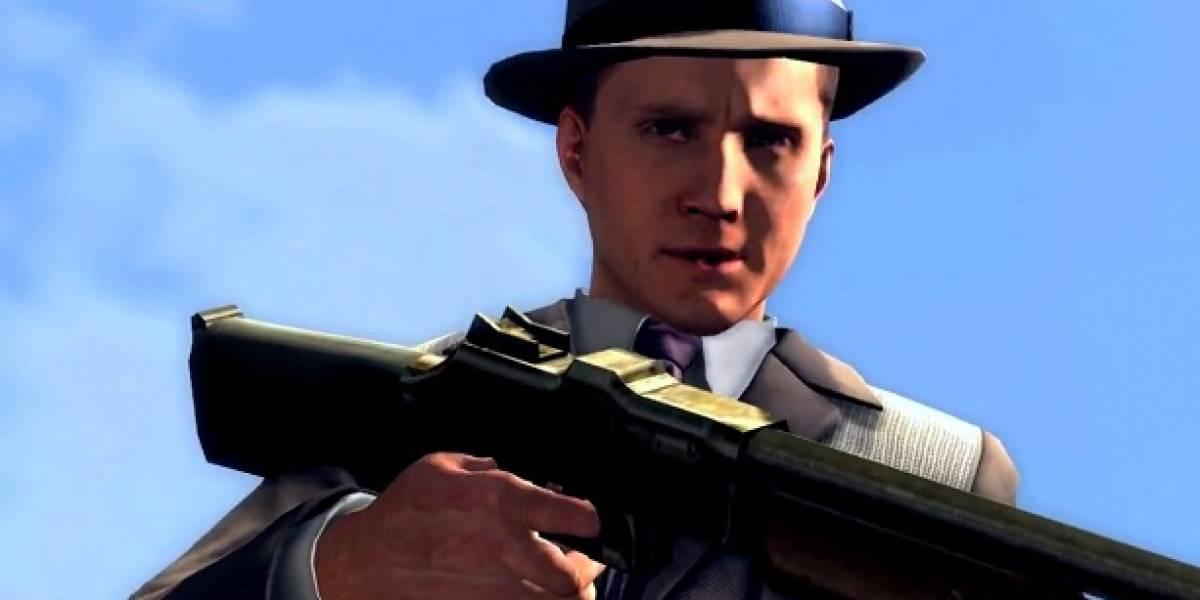 Rockstar Games presenta el trailer de lanzamiento de L.A. Noire