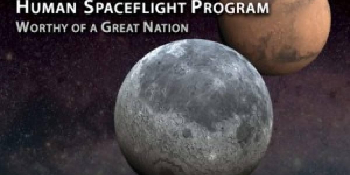 NASA, olvídate de la Luna y enfócate en Marte