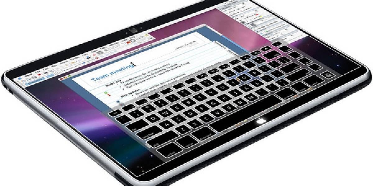 ¿Kaifu Lee revela detalles de la Tablet de Apple?