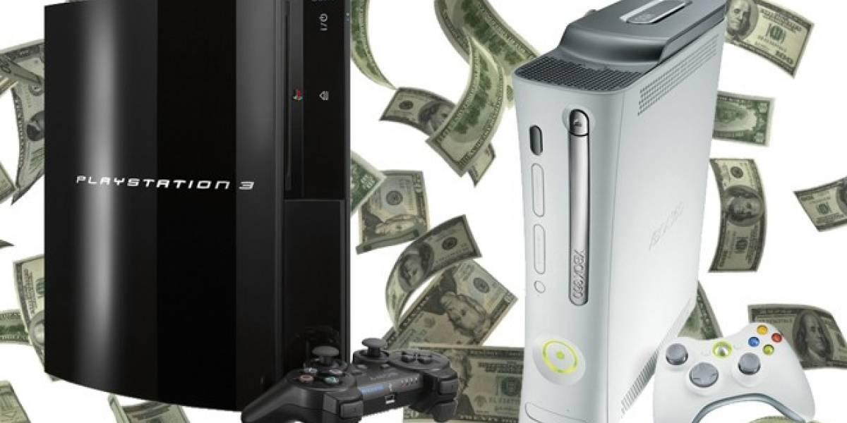 Microsoft y Sony deben disminuir precios, dicen analistas