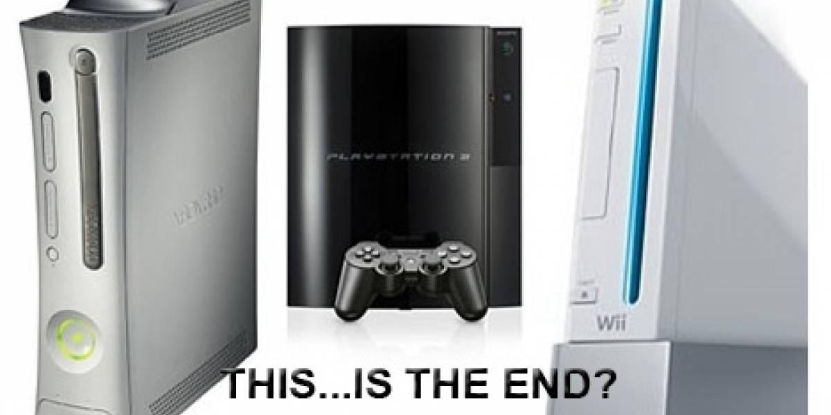 El fin de las consolas para... el 2020?
