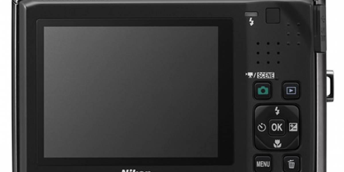 Nikon Coolpix S1000pj: La primera cámara del mundo con proyector (Actualizada)