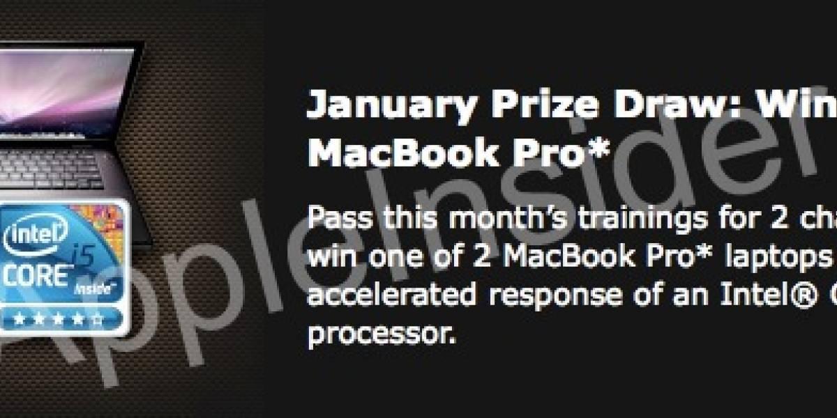 Macbook Pro podría venir con Core i5