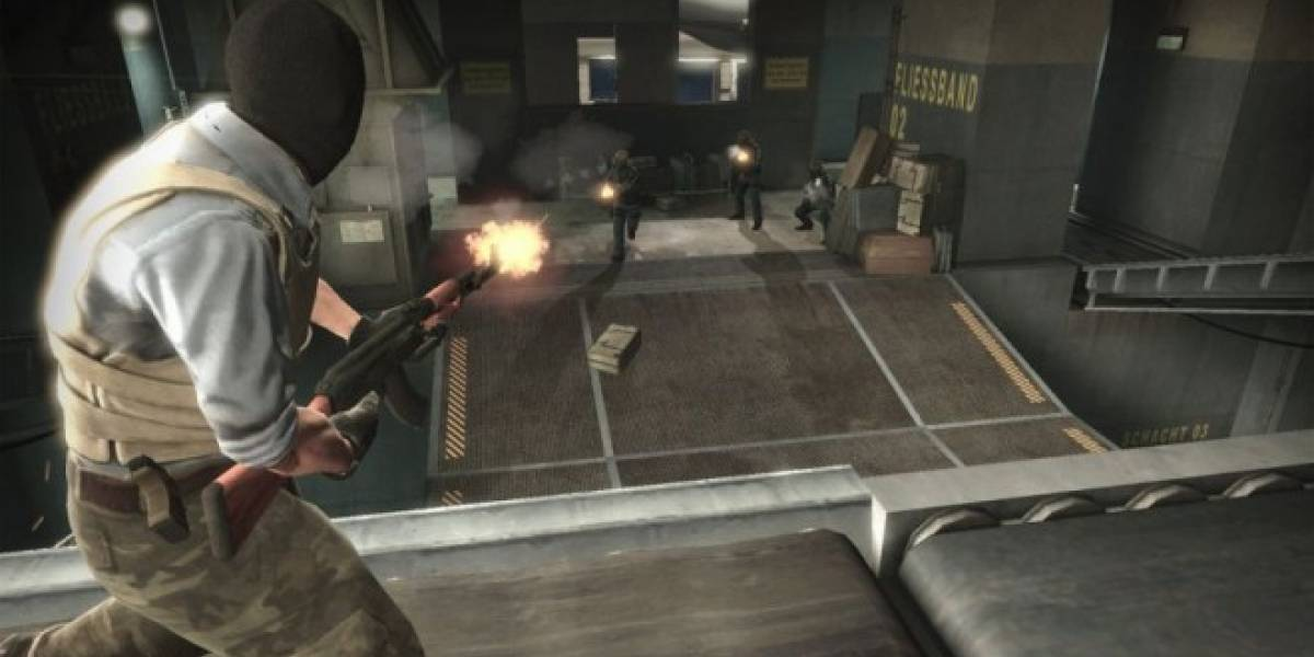 Counter Strike: Global Offensive es la oferta del día en Xbox Live
