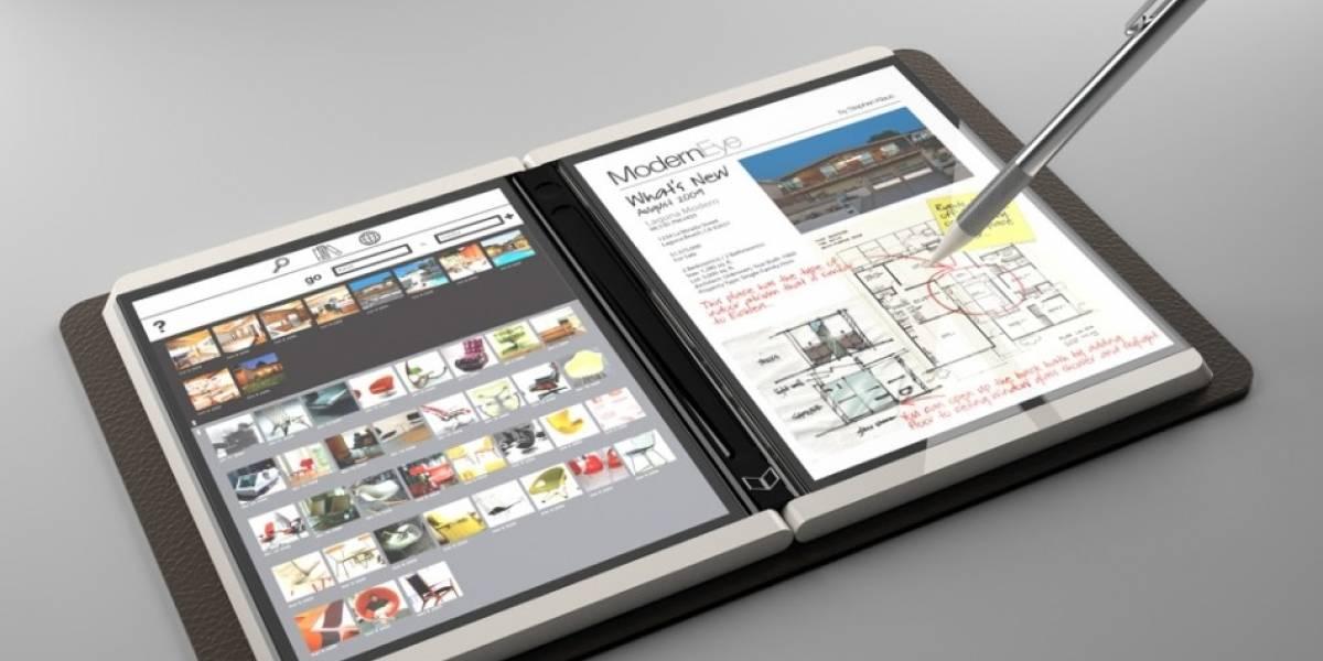 Futurología: Microsoft Tablet
