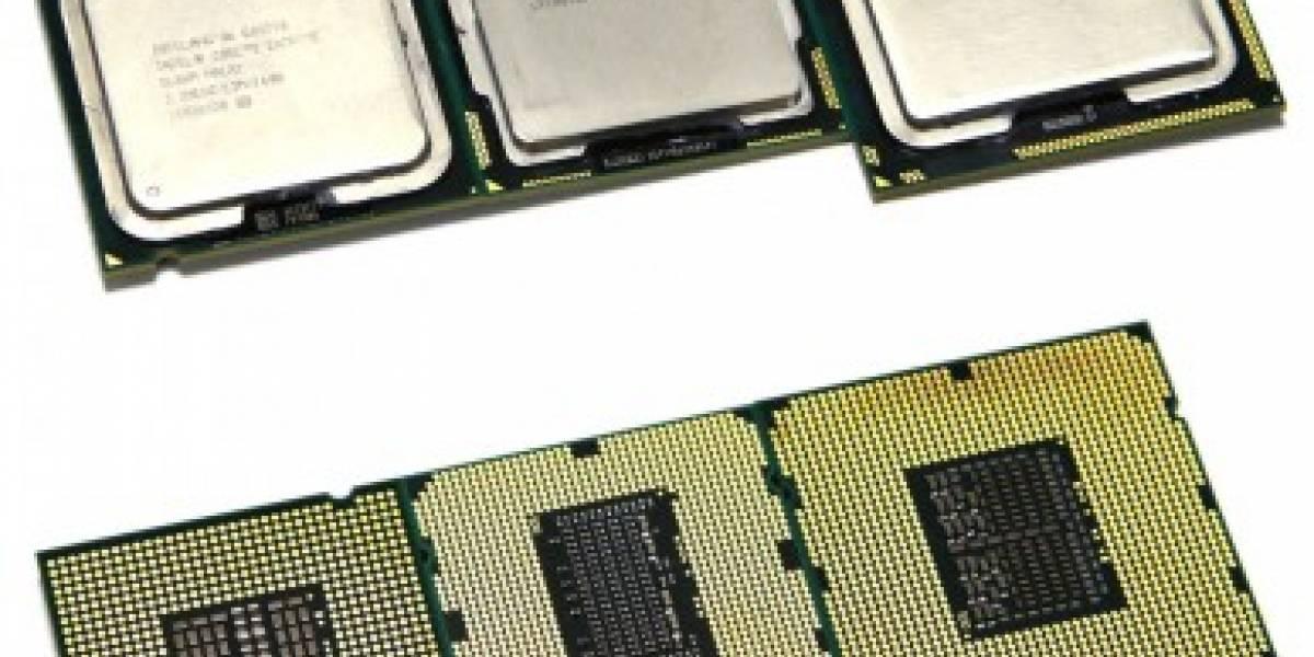 LGA 775: 77% del volumen de ventas de Intel