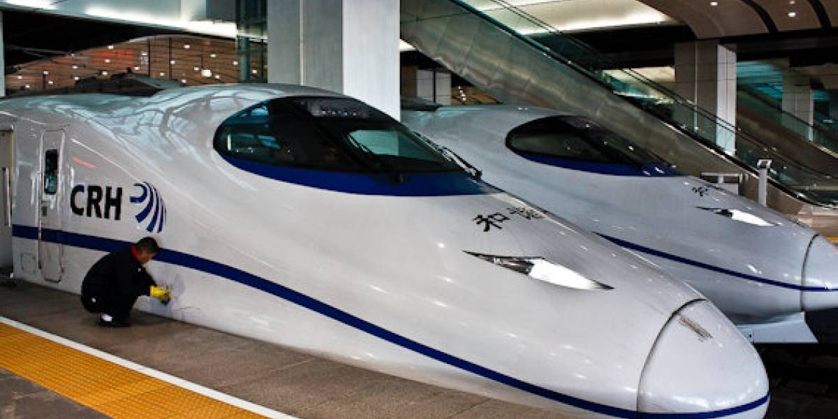 China pone en funcionamiento otro tren de muy alta velocidad