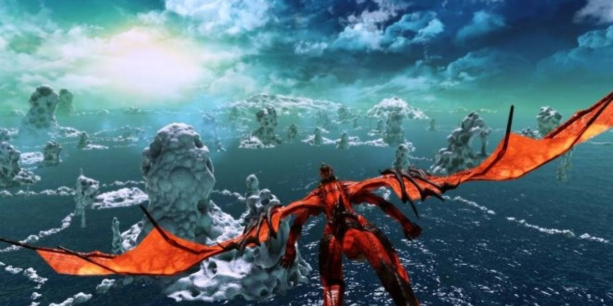 La demo de Crimson Dragon estuvo disponible para Xbox Live en Japón