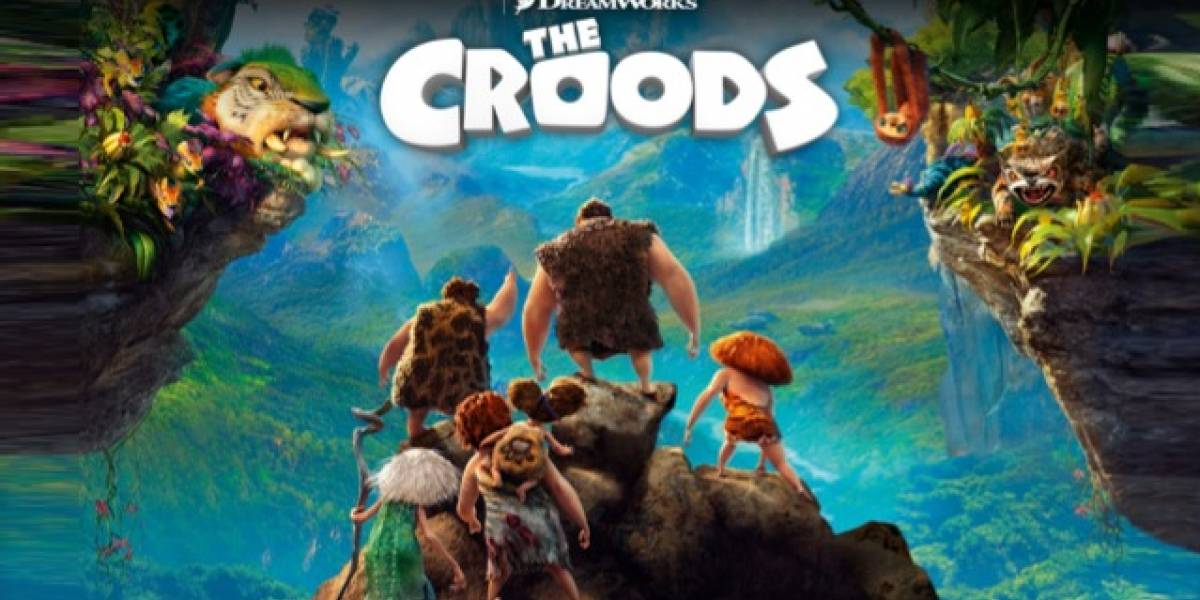The Croods, juego basado en la peli, llegará de la mano de Rovio