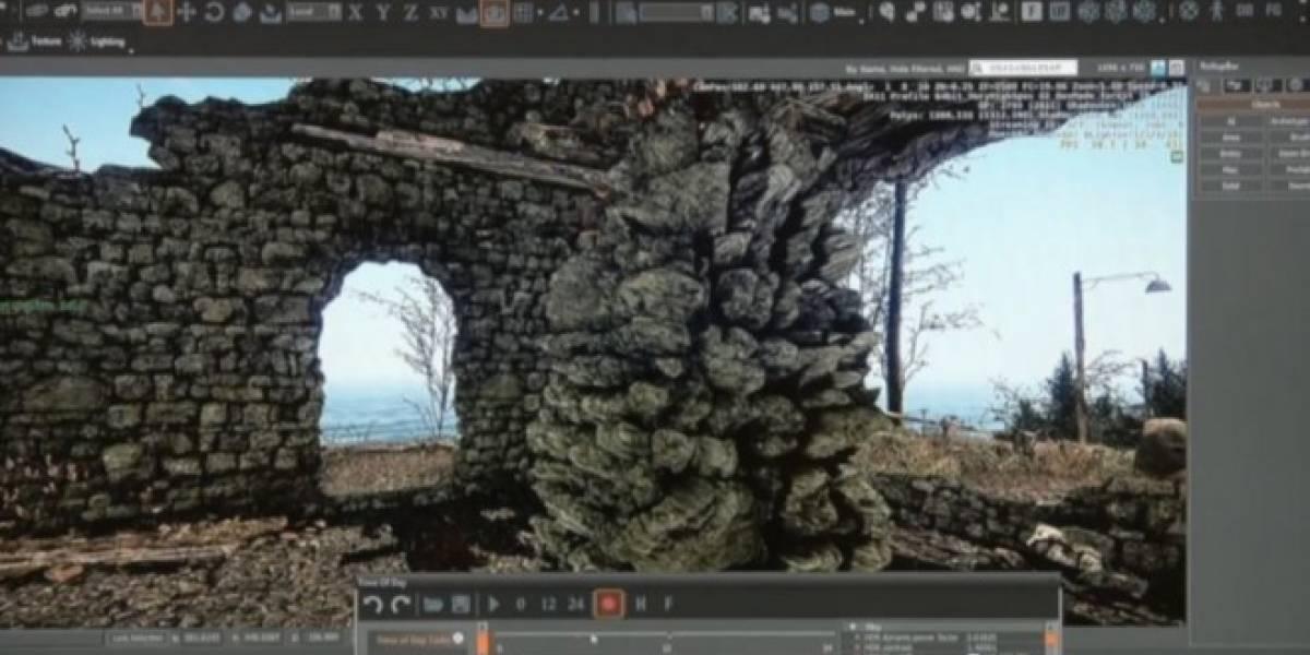 E3 2012: CryEngine 3 nos quiere re-encantar con sus capacidades técnicas