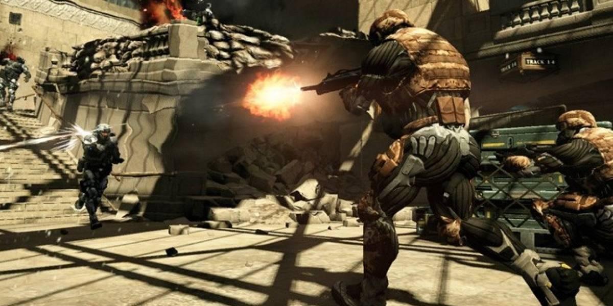 Crytek consideró multijugador gratuito para Crysis 2 y Crysis 3