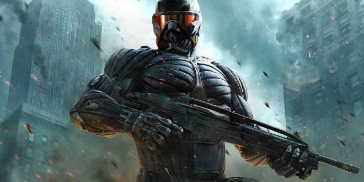 Crytek planea que el próximo Crysis sea un cambio radical en la serie