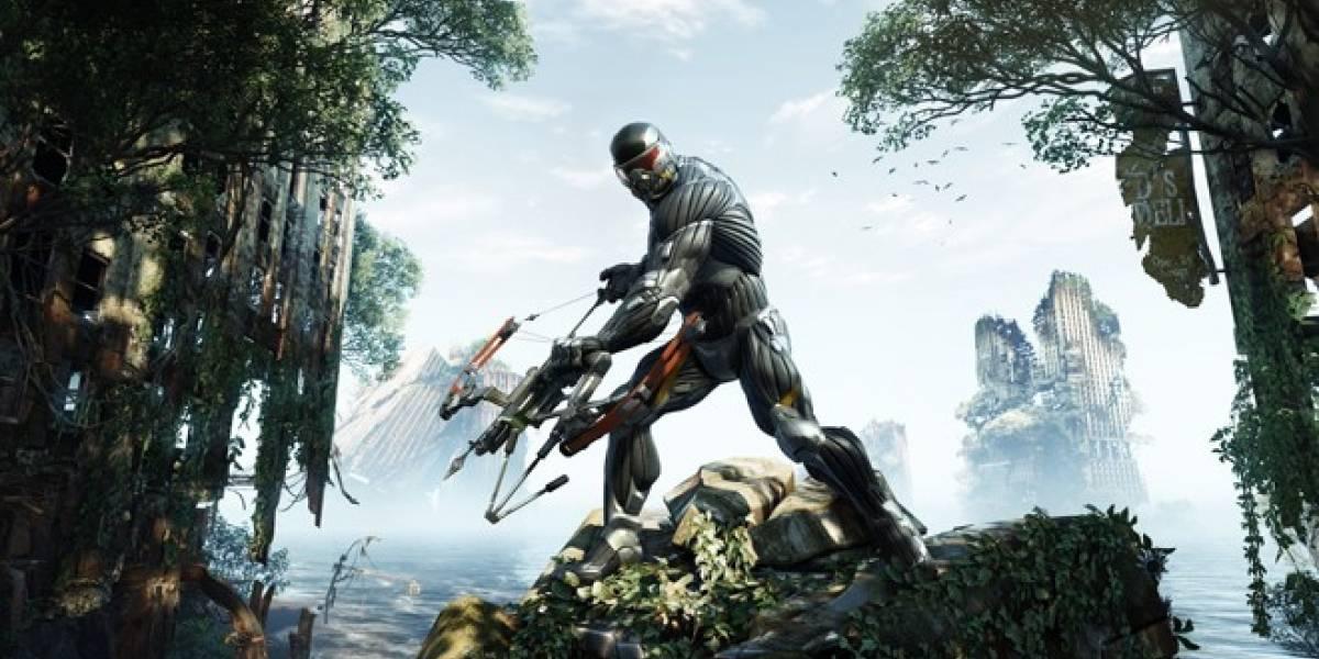 Crytek no descarta la posibilidad de ver a Crysis 3 en la Wii U