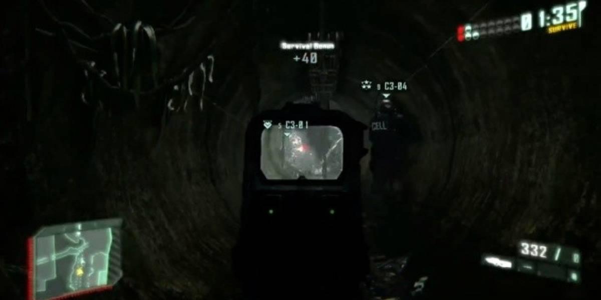 Así es el multijugador de Crysis 3
