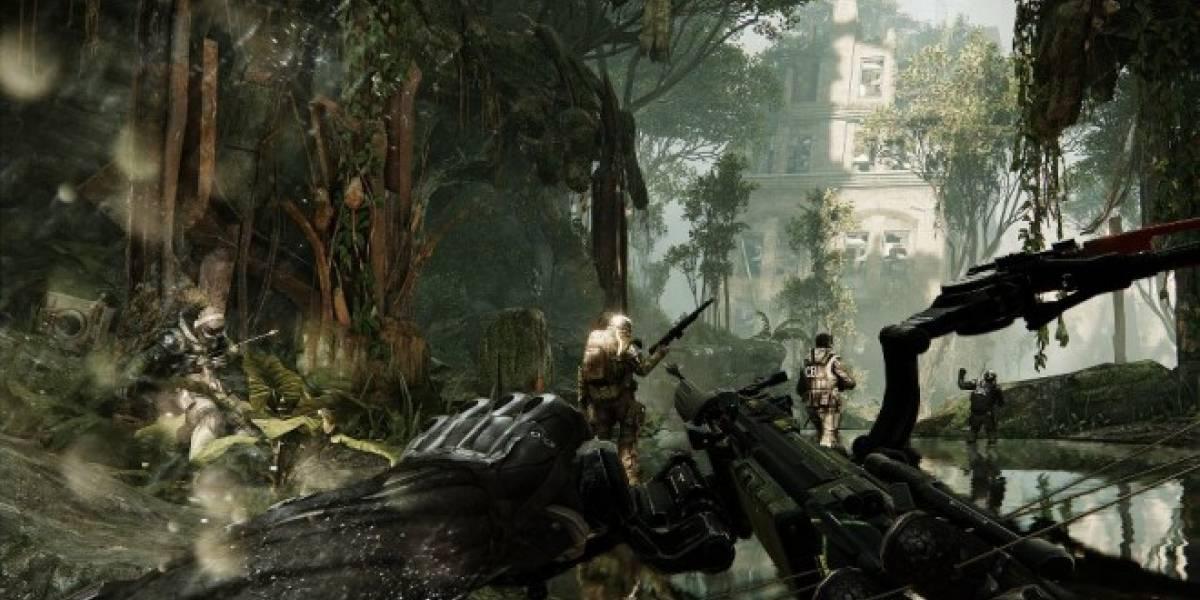 En Crytek creen que las consolas HD actuales no dan para más