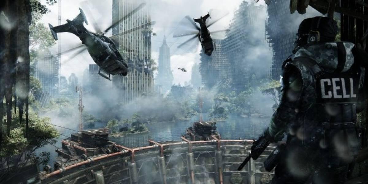 E3 2012: Todos los próximos juegos de Crytek serán gratuitos