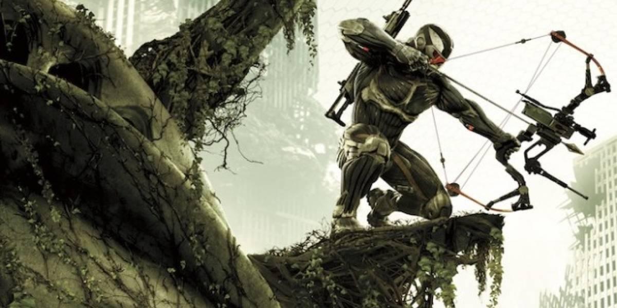 EA nos muestra el modo Hunter en el nuevo tráiler de Crysis 3