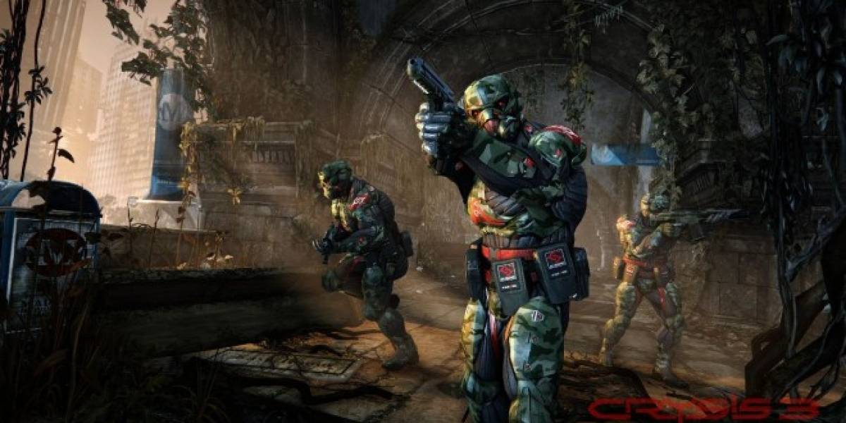 Nuevo tráiler e imágenes de Crysis 3