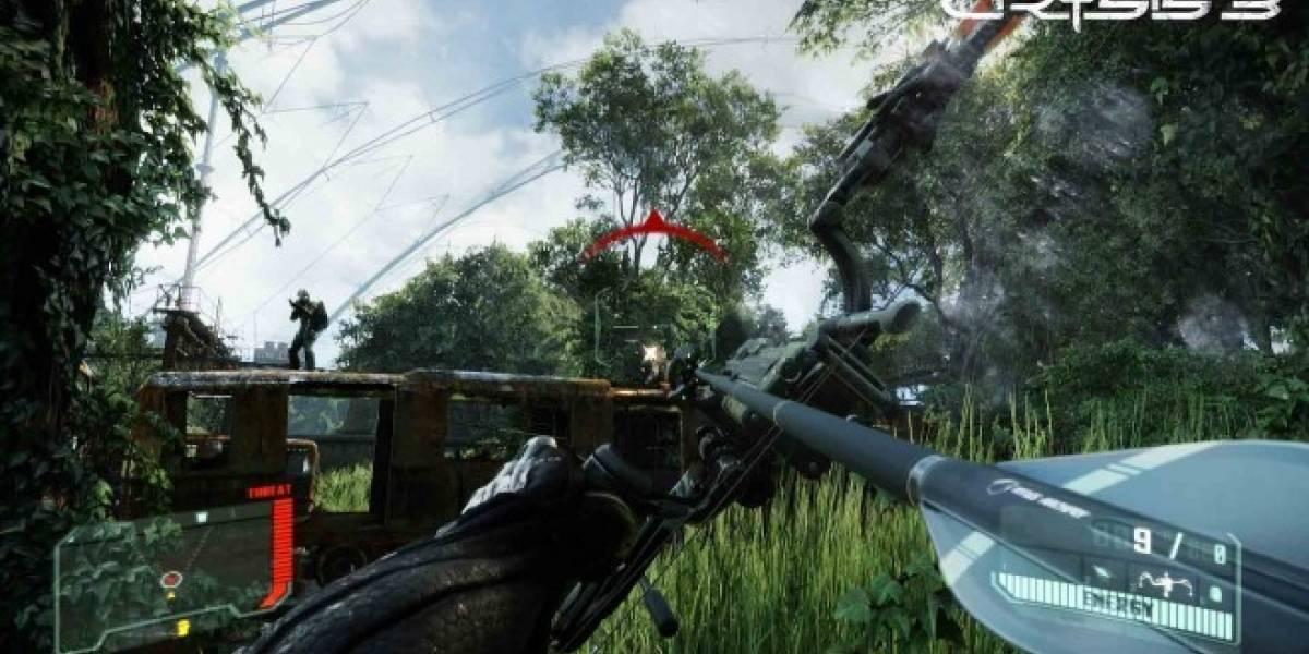 Nuevo tráiler con más de 6 minutos de jugabilidad de Crysis 3