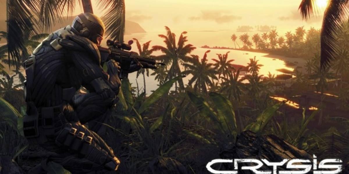 Descarga Crysis gratis al pre-ordenar Crysis 3