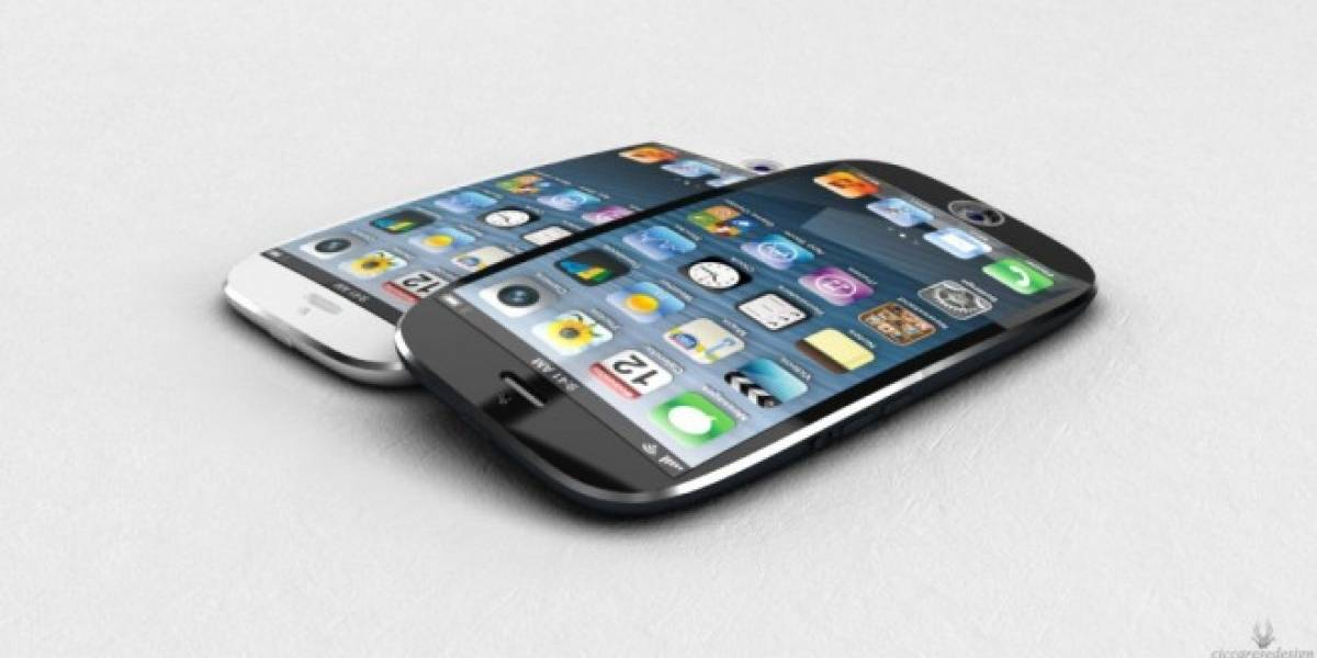 Apple patenta una forma de construir sensores táctiles curvos