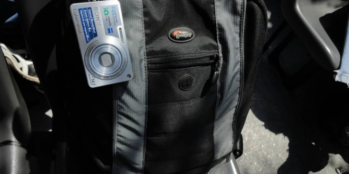 Sony Cyber-shot DSC-W350 a primera vista