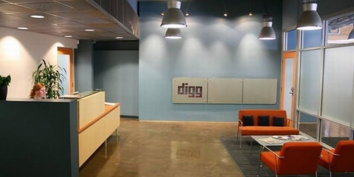 Digg.com lanza su aplicación para Android con lector de RSS integrado
