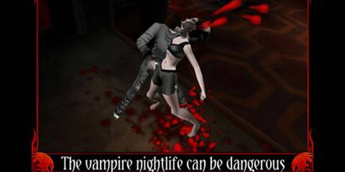 El MMO gratuito de vampiros Dark Legends llega al iPhone
