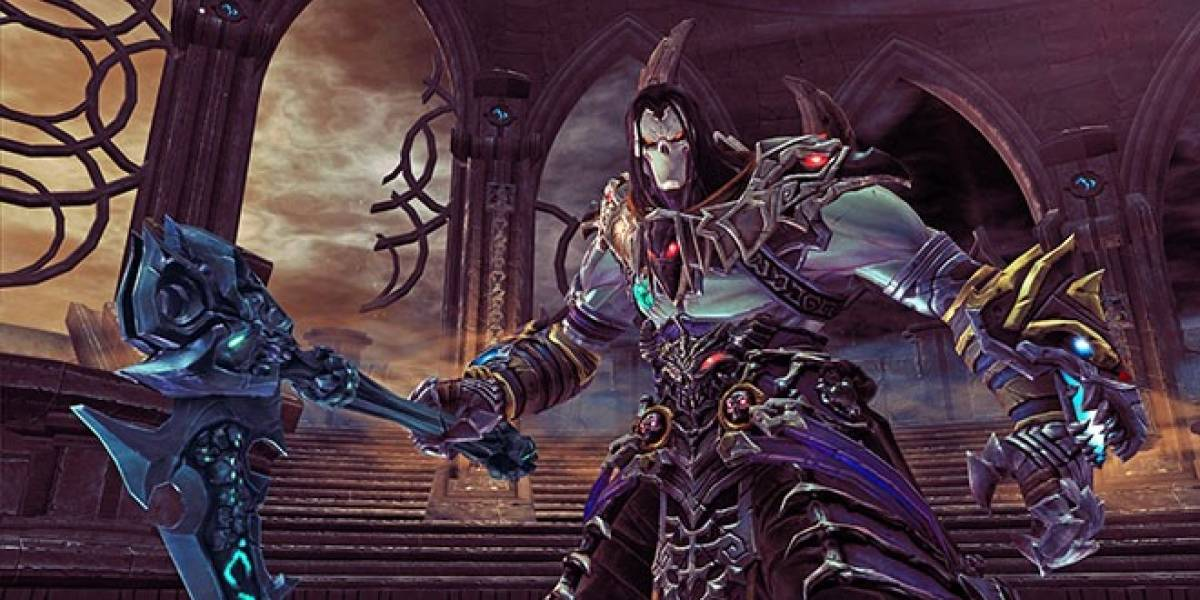 NB Labs: Darksiders II