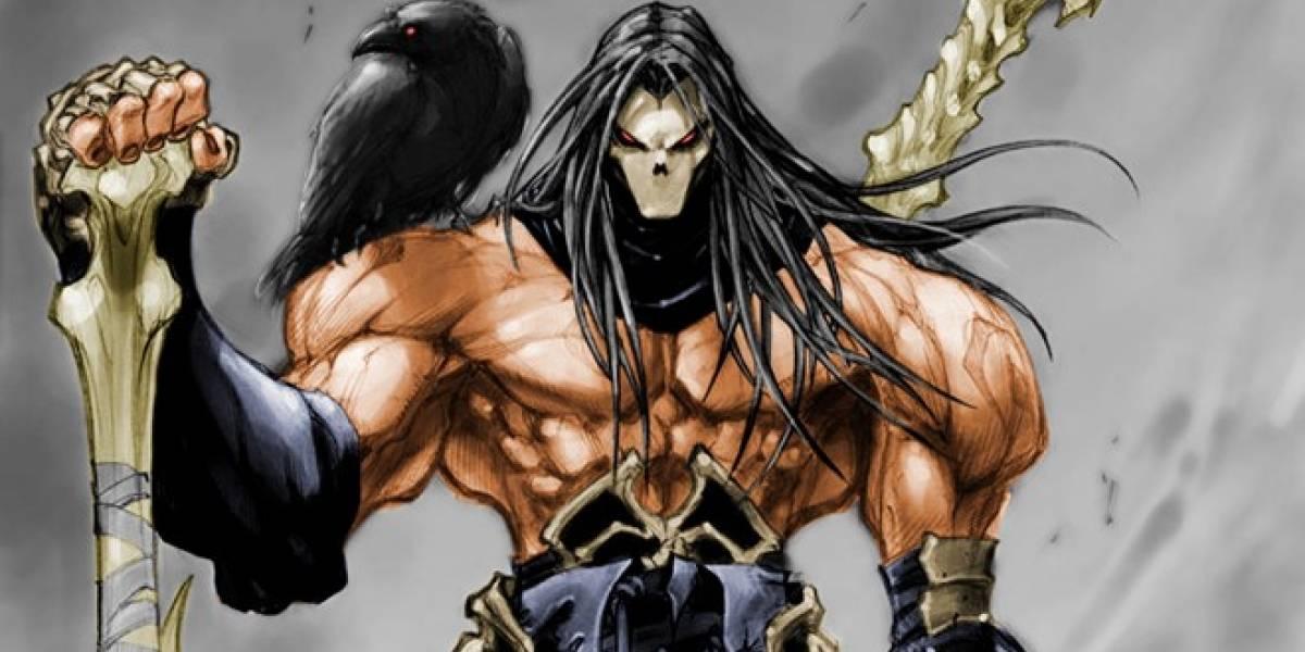 Darksiders II llegará a España de la mano de Koch Media