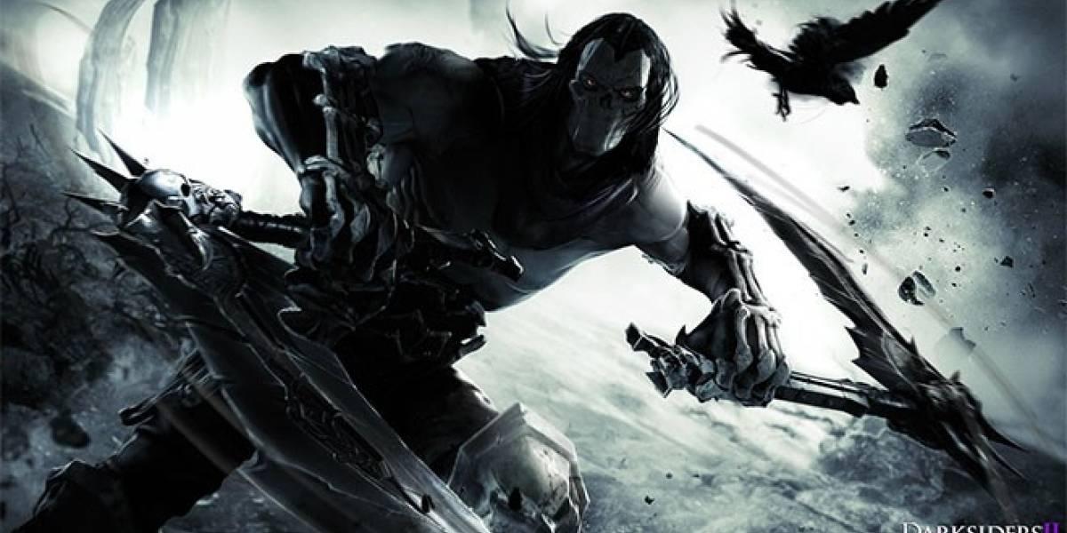 Darksiders fue concebido como un coop de hasta 4 jugadores