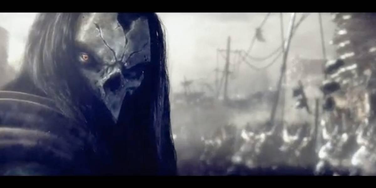 El Último Sermón es el nuevo trailer de Darksiders II