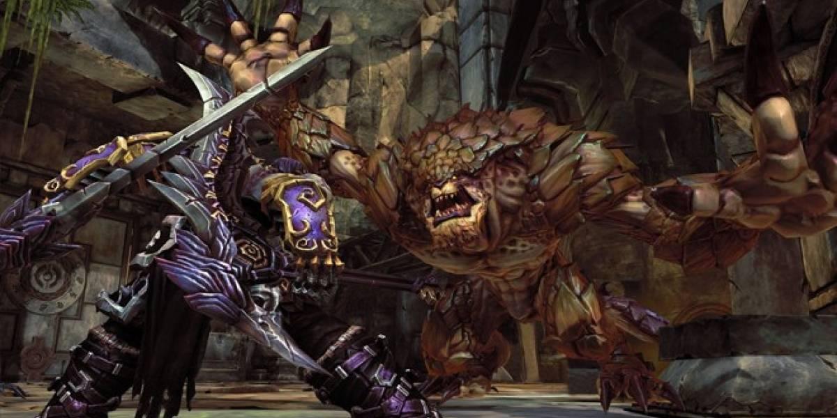 Darksiders II contará con modo de supervivencia