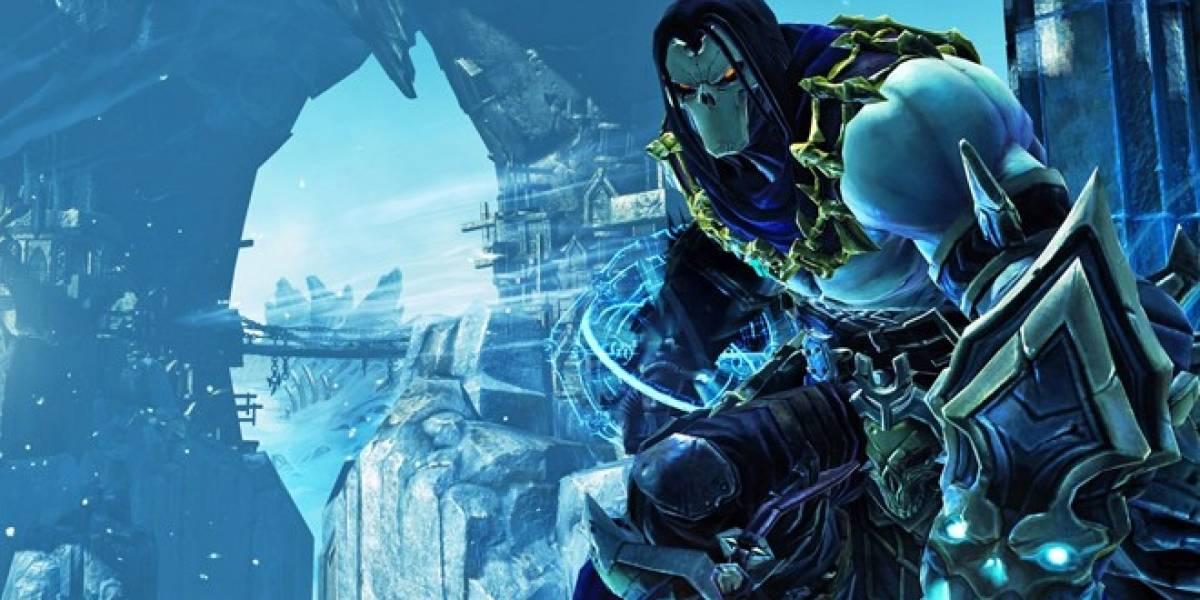 Primer DLC para Darksiders II llegará la próxima semana