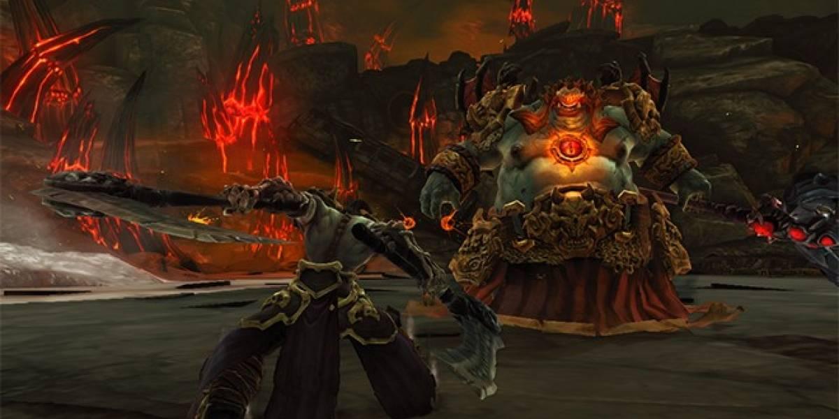 THQ anuncia The Demon Lord Belial, el tercer DLC de Darksiders II