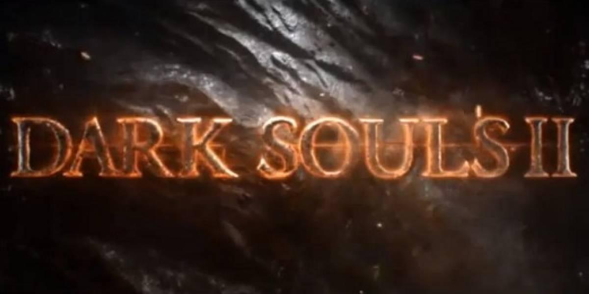 VGA 12: Se anuncia Dark Souls II con espectacular tráiler [Actualizado]