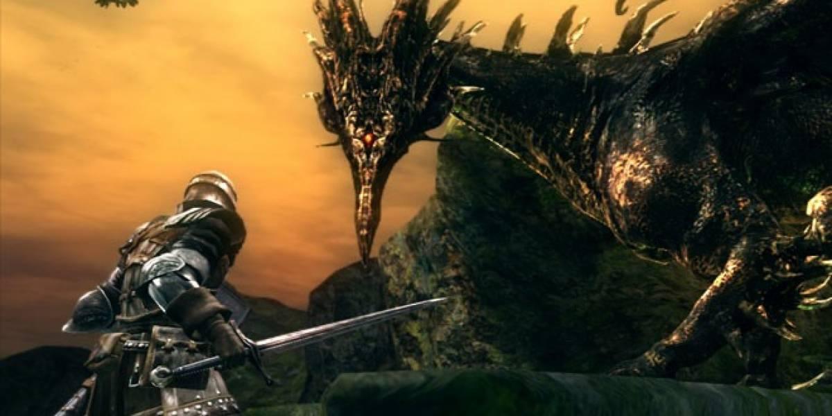 Dark Souls finalmente llega a Steam y el contenido extra se lanzará también en consolas