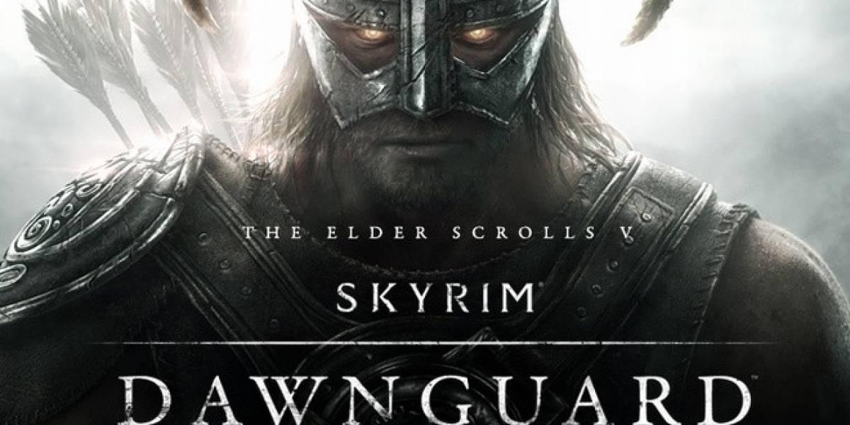 Pasen y vean el trailer de Dawnguard, la nueva expansión de Skyrim