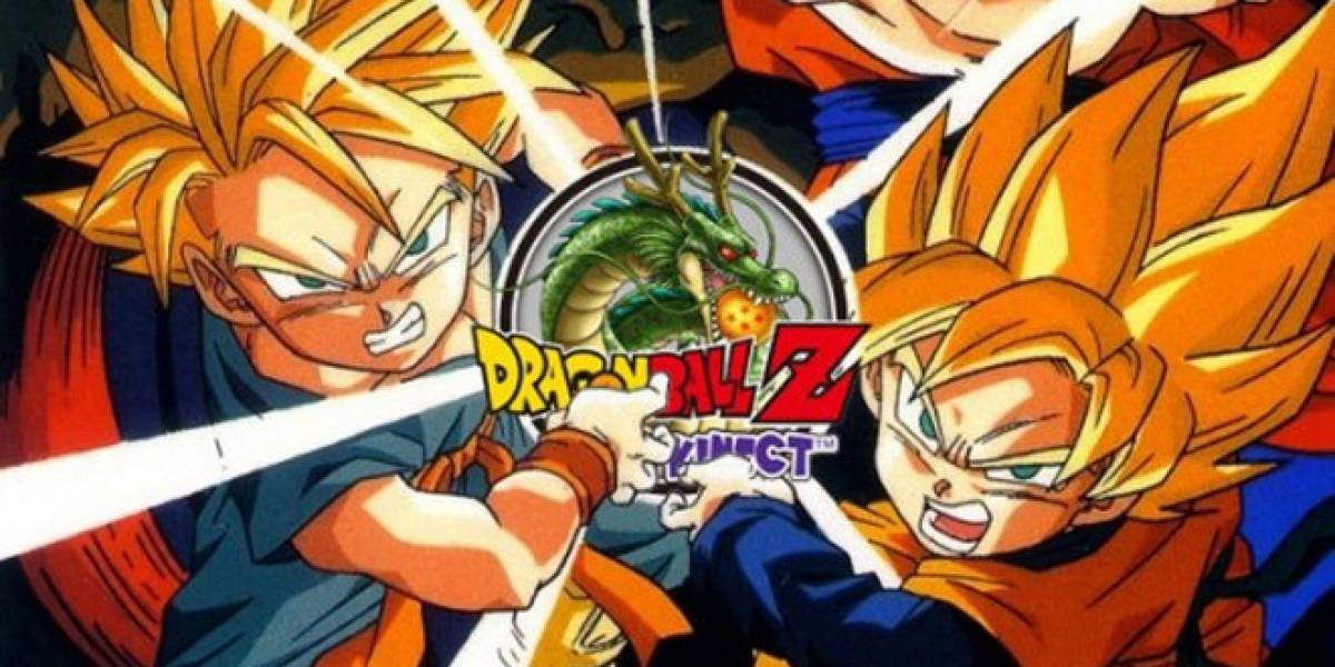 A primera vista: Dragon Ball Z Kinect