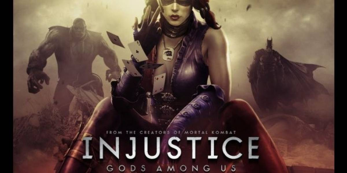 Dos personajes se suman a Injustice: Gods Among Us