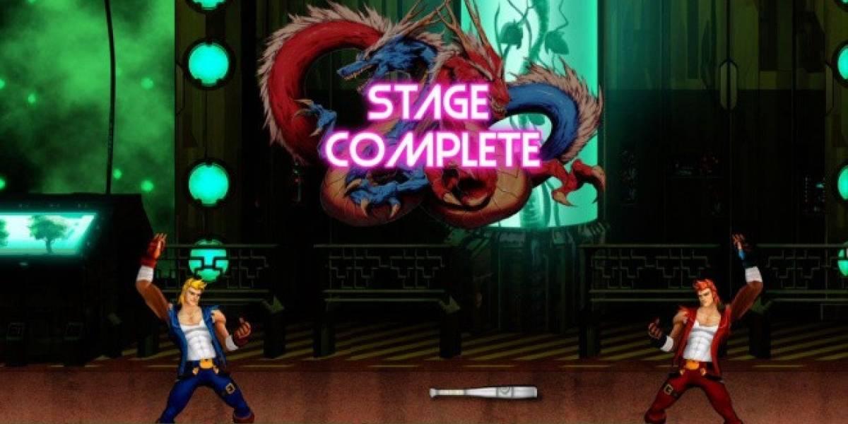 Double Dragon: Neon se estrena en septiembre