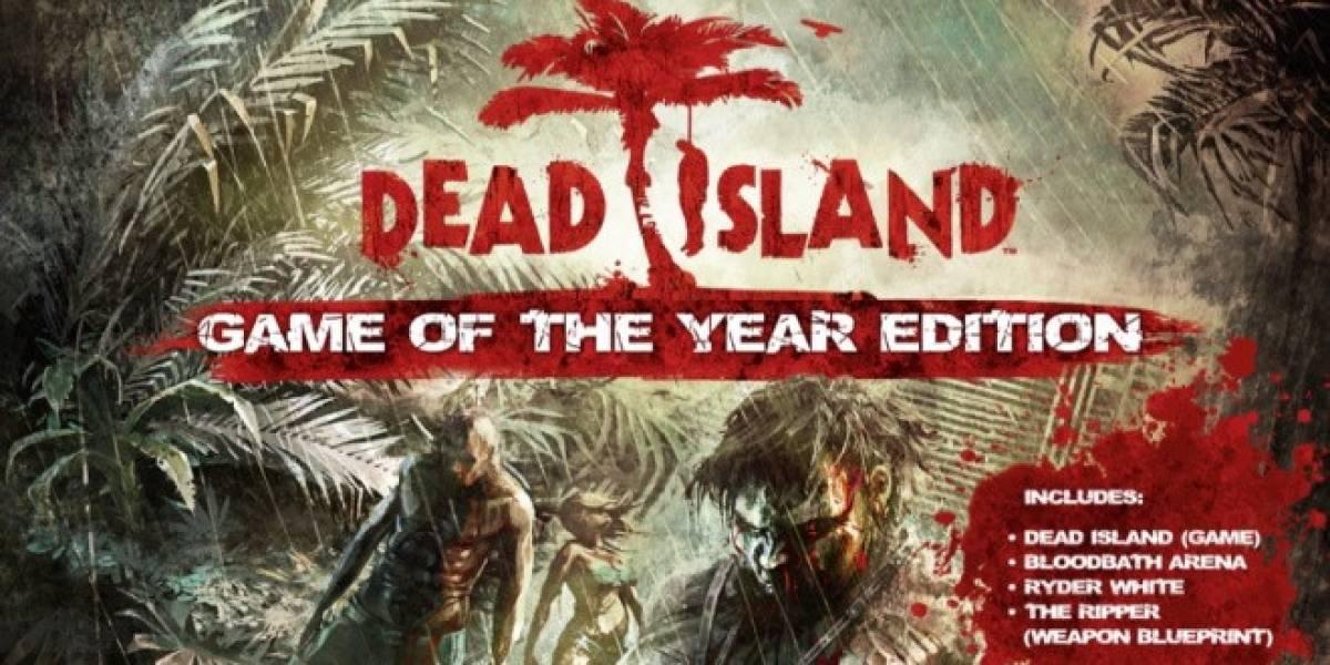 Dead Island confirma su edición Game of the Year para el próximo junio