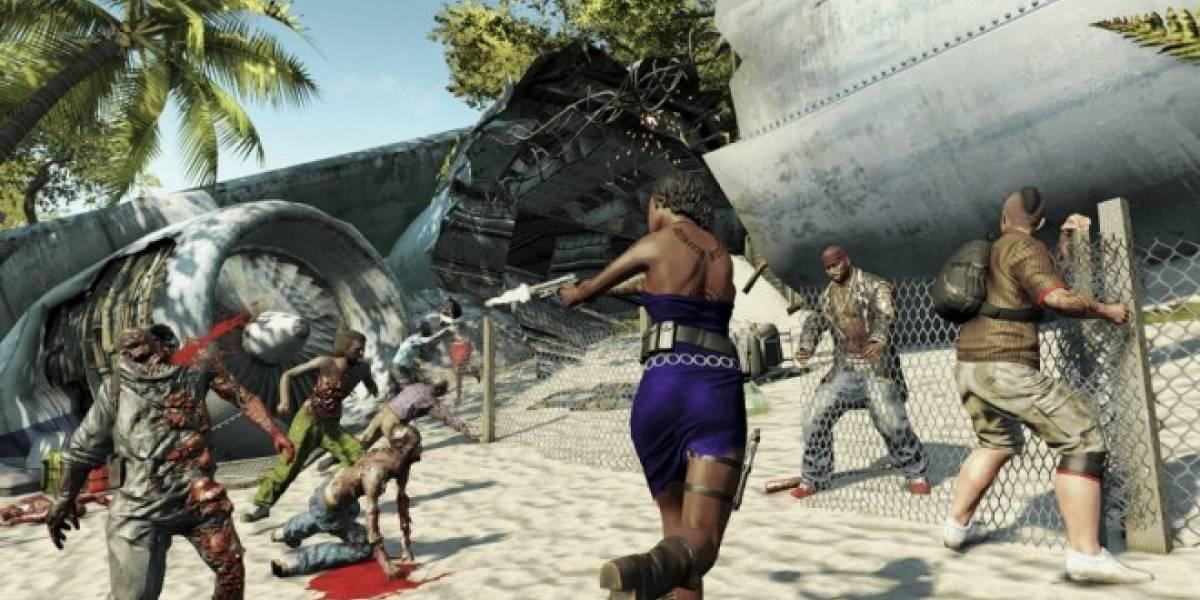 Dead Island Riptide ya tiene fecha de lanzamiento