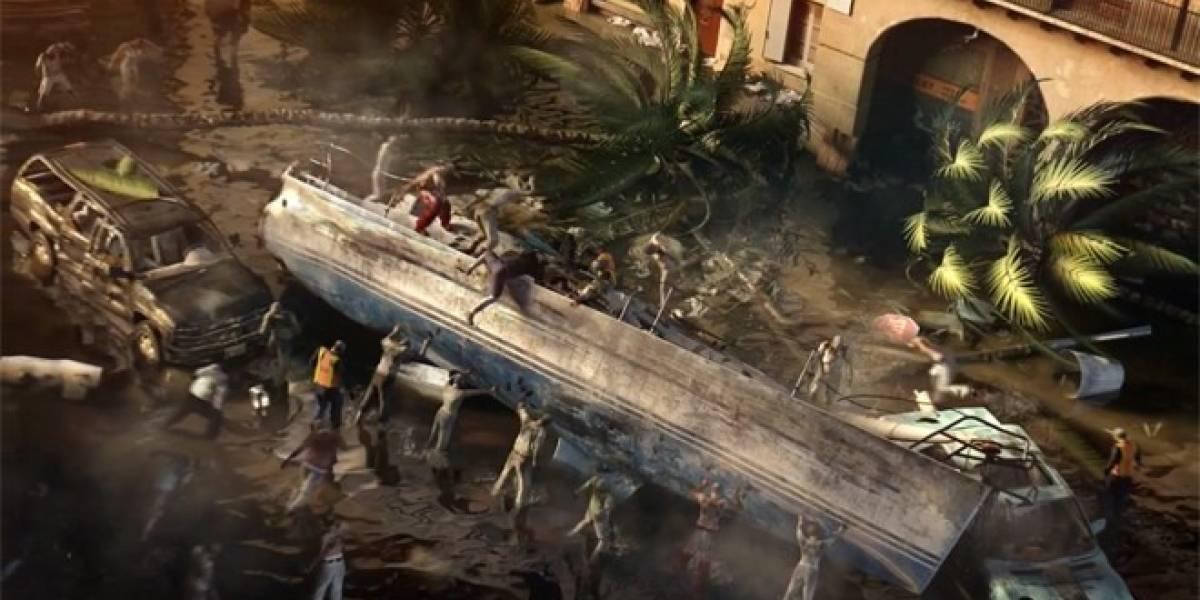 Deep Silver libera tráiler de Dead Island Riptide con un final explosivo