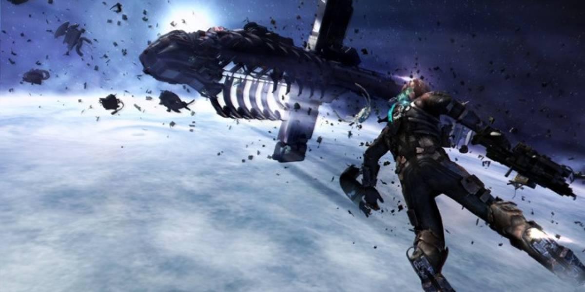 Jugabilidad de Dead Space 3  se muestra en un nuevo video de 20 minutos
